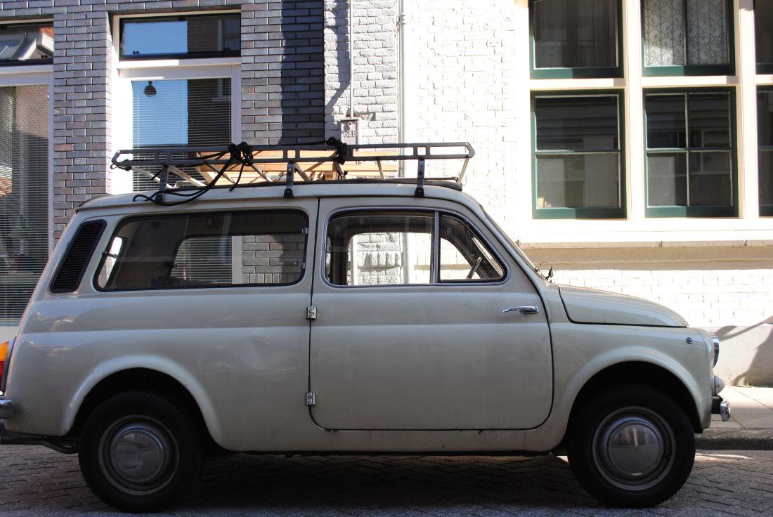 Vervoer voor je vintage