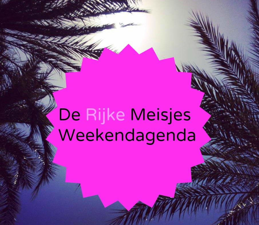 WeekendagendaPalm