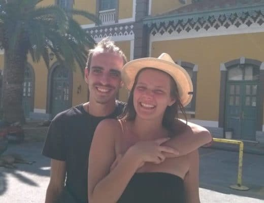 Jaro en zijn vrouw